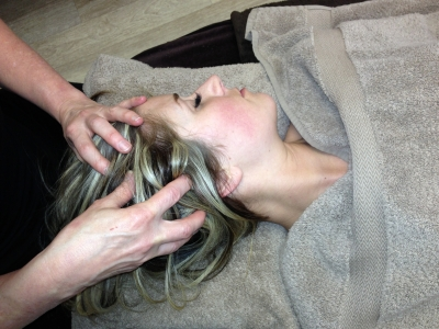 Indian Head Massage 2