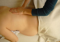 Pregnancy Massage Treatment